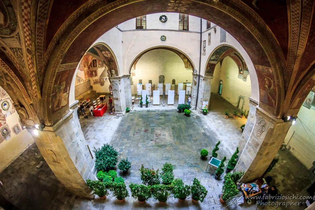 Scoprire l'Ingegneria - Atrio del tribunale Pistoia