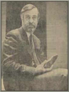 Il Paleontologo Yves Coppens - Genesi nascita e sviluppo del pensiero scientifico moderno
