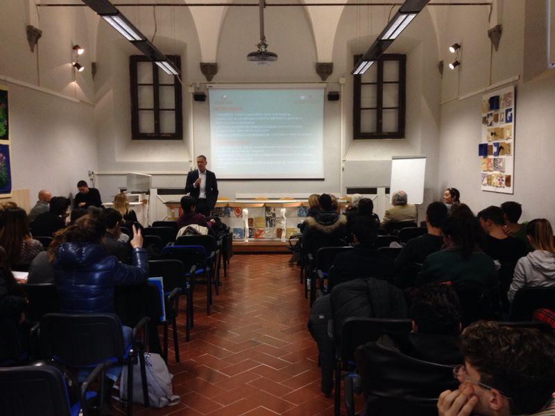 Commissione Giovani al Liceo Artistico di Pistoia