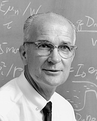 12/2/1965William B. Shockley, Nobel Laureate in physics